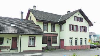 Die ehemalige Täfelifabrik Lüthy ist verschwunden.