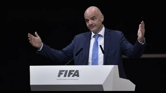 Findet keine neuen Sponsoren: Fifa-Präsident Gianni Infantino.