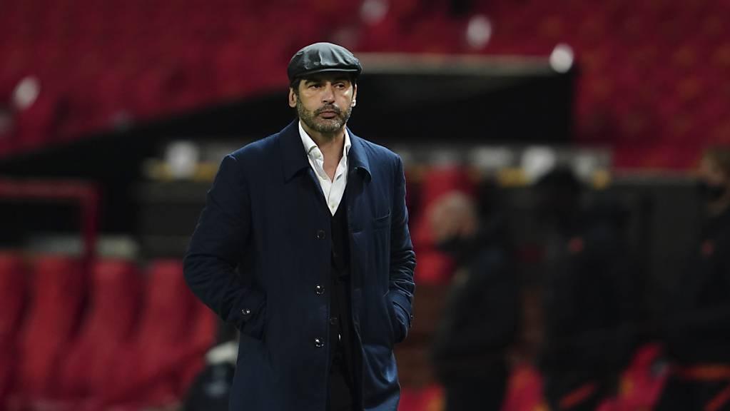 Paulo Fonseca muss die AS Roma nach zwei Jahren wieder verlassen.