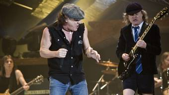 """AC/DC-Fans können nun einen """"Highway to Hell Cabernet Sauvignon"""" trinken (Archiv)"""