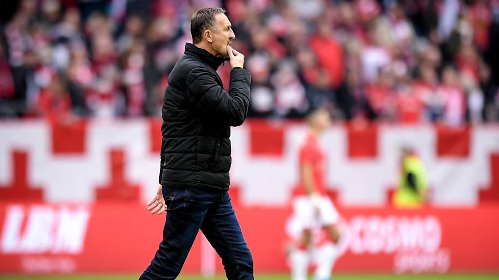 Der 1. FC Köln geht auf Trainersuche