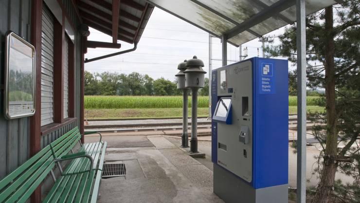 Bargeld statt Karte: An vielen Billettautomaten in Zürich streiken heute erneut die Kartenzahlterminals (Archiv).