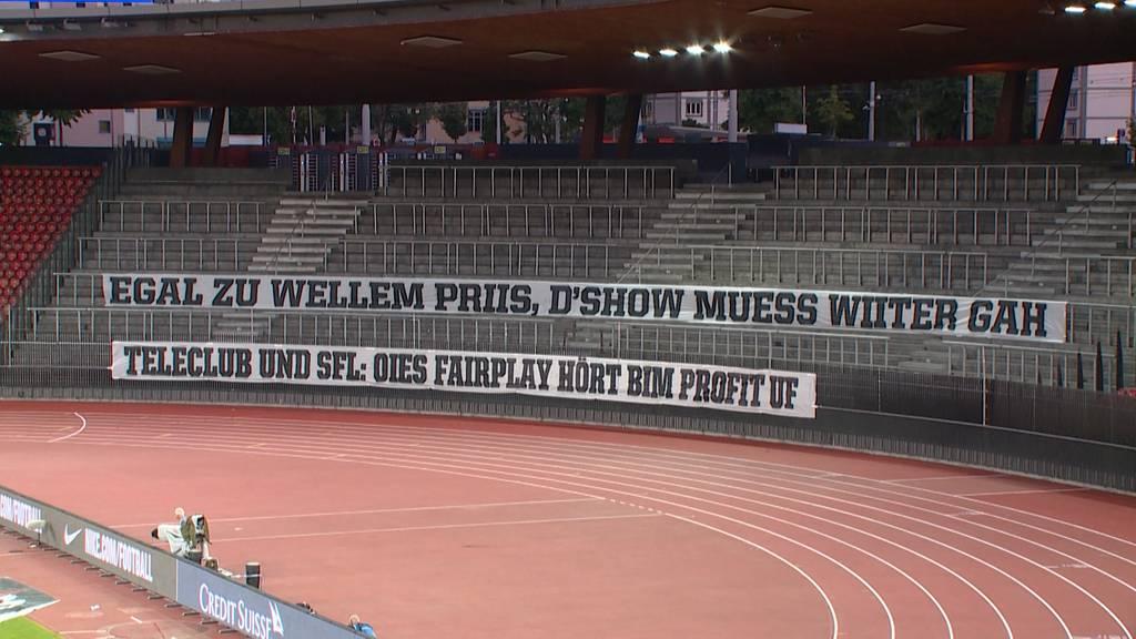 Sportklubs und Veranstaltern droht Supergau: Bleiben Grossevents verboten?