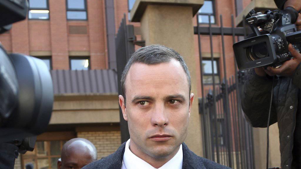 Oscar Pistorius wendet sich an das oberste Gericht