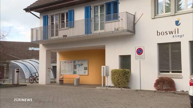 Wegen Hasskommentaren: Gemeindeschreiber von Boswil per sofort beurlaubt!