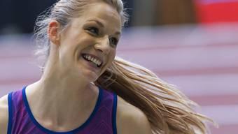 Lisa Urech mit Schweizer Saisonbestzeit über die 60 m Hürden