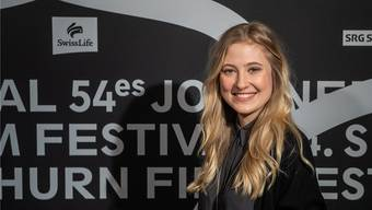 Heimspiel: Die Solothurner Schauspielerin Annina Euling (27) wird an den diesjährigen Filmtagen ausgezeichnet. Anu Fine Art Photography
