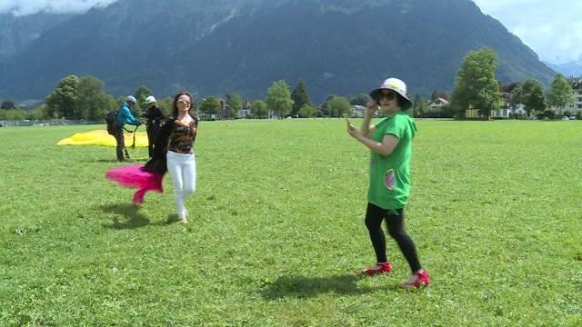 Asiaten meiden Schweiz