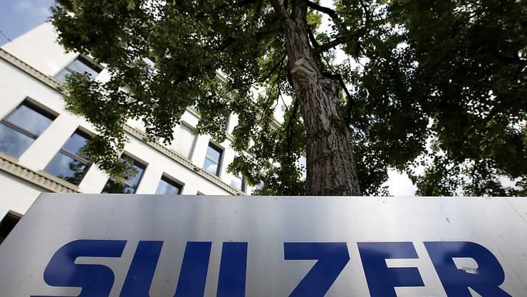 Sulzer war die letzten Wochen damit beschäftigt, US-Sanktionen zu entgehen.