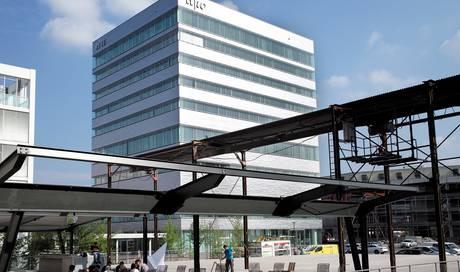 Hochschule f r gestaltung und kunst bezieht neuen campus for Hochschule fuer gestaltung