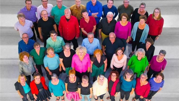 Der Chor Les Marmottes begeht sein Jubiläum mit zwei Konzerten heute und morgen.