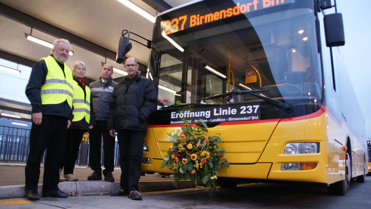 Bus Stallikon