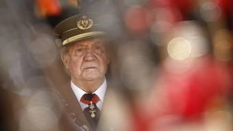 Altkönig Juan Carlos: Sein Sohn Felipe hat längst mit ihm gebrochen. (Archivbild)