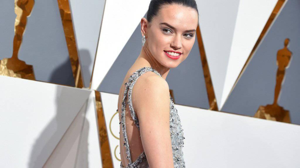 """""""Star Wars""""-Star Daisy Ridley verteidigt ihre schlanke Figur"""