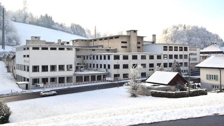 Bald gehören die Fabrikgebäude der ehemaligen Wibrusa der Vergangenheit an.