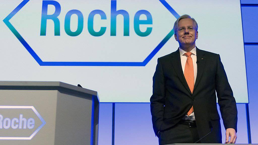Roche-Verwaltungsratspräsident Christoph Franz fürchtet eine Deckelung der Medikamentenpreise in den USA. (Archiv)