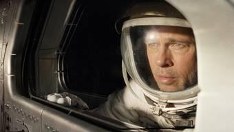 Astronaut Roy McBride (Brad Pitt) bricht auf, seinen Vater zu suchen.