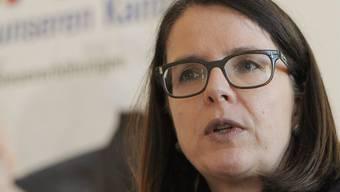 """Fiko-Präsidentin Beatrix Frey-Eigenmann: """"Es geht uns nicht um eine Lohnkürzung, sondern um einen Stellenverzicht."""""""