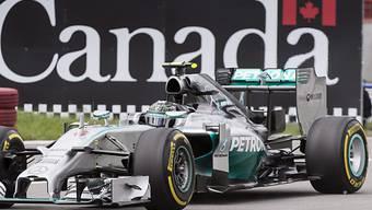 Zweite Pole-Position in Serie für Mercedes-Fahrer Nico Rosberg.