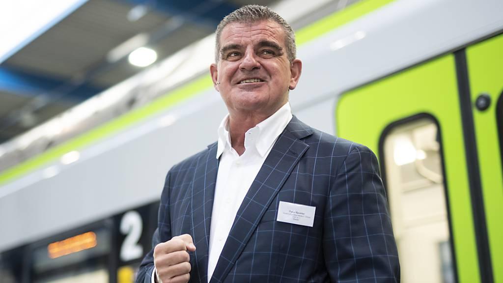 Peter Spuhler steigt bei Swiss Steel ein