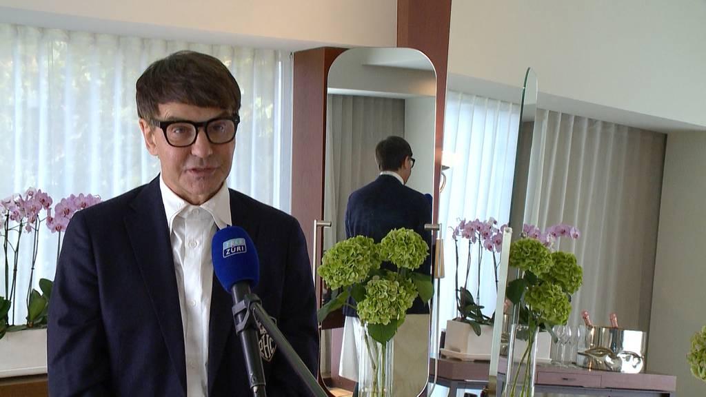 Starcoiffeur Felix Fischer wieder zurück in Zürich