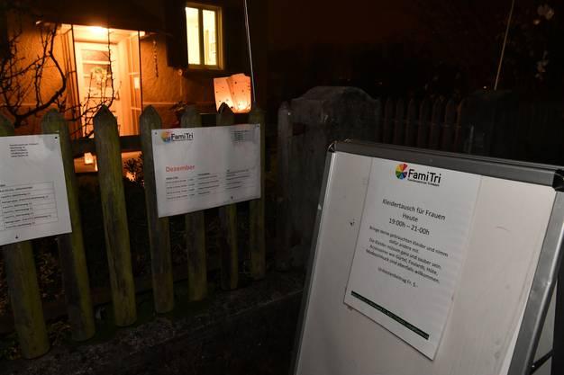 Der Event fand im Trimbacher Familienzentrum FamiTri statt.