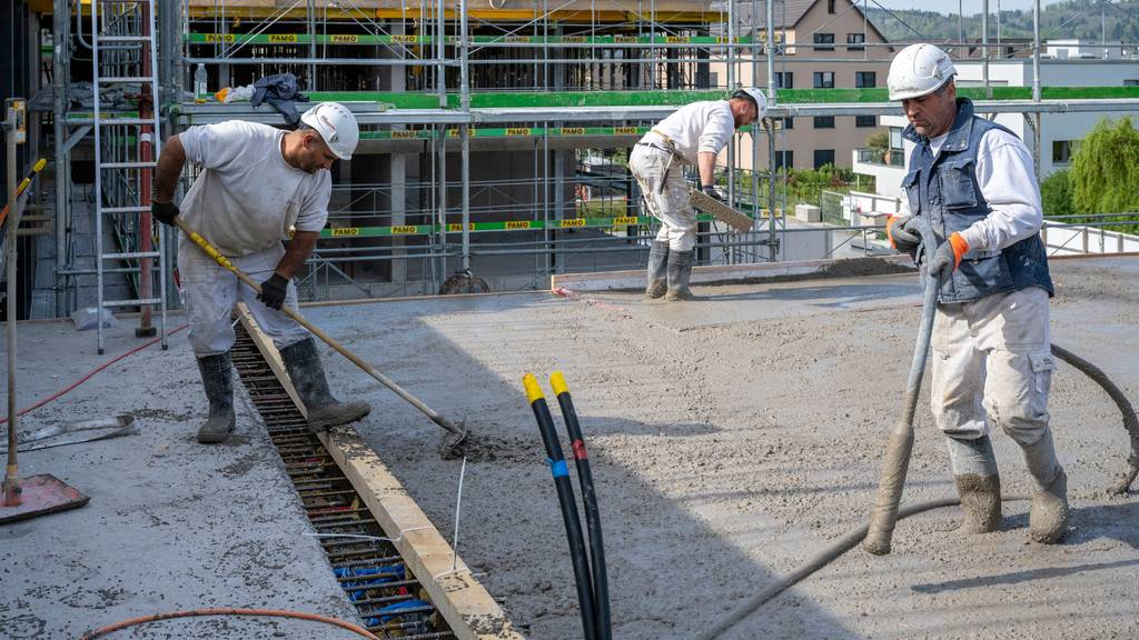 Tempo beiPlanung undVergabe von Bauprojekten gefordert