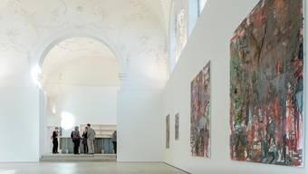 Das Haus der Kunst St. Josef in Solothurn. Thomas Ulrich und Tina Dauwalder