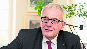 Kurt Fluri: «Die Unterstützung der Wirtschaft kann nicht kommunal erfolgen.»