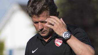 Jeff Saibene und den FC Thun plagen nicht nur sportliche, sondern auch finanzielle Sorgen