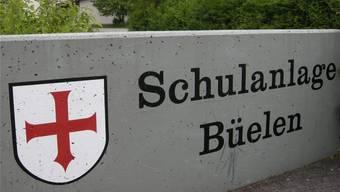 Schulhaus Büelen. (Archiv)