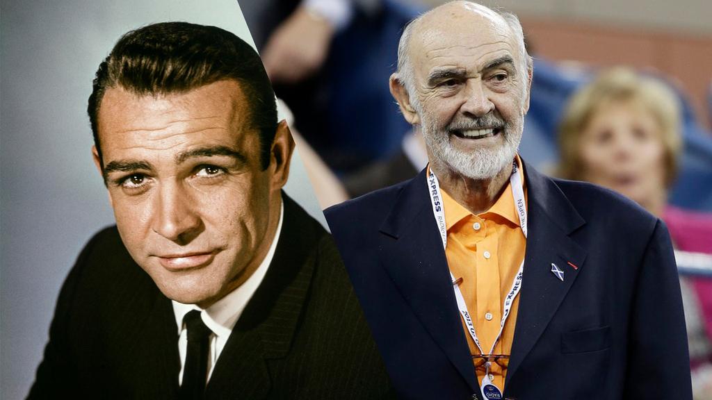 Was macht eigentlich Sean Connery