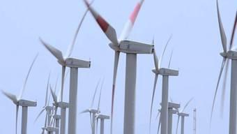Mit der Beteiligung am Windpark Graincourt baut das Elektrizitätswerk Zürich sein Windportfolio weiter aus. (Symbolbild)
