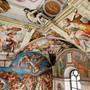 So nahe kommt den Deckenfresken der Sixtinischen Kapelle kein Tourist. Nur virtuell Reisende mit der App «Il Divino».