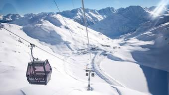 Skiarena Andermatt: Der Winter will gut vorbereitet sein.