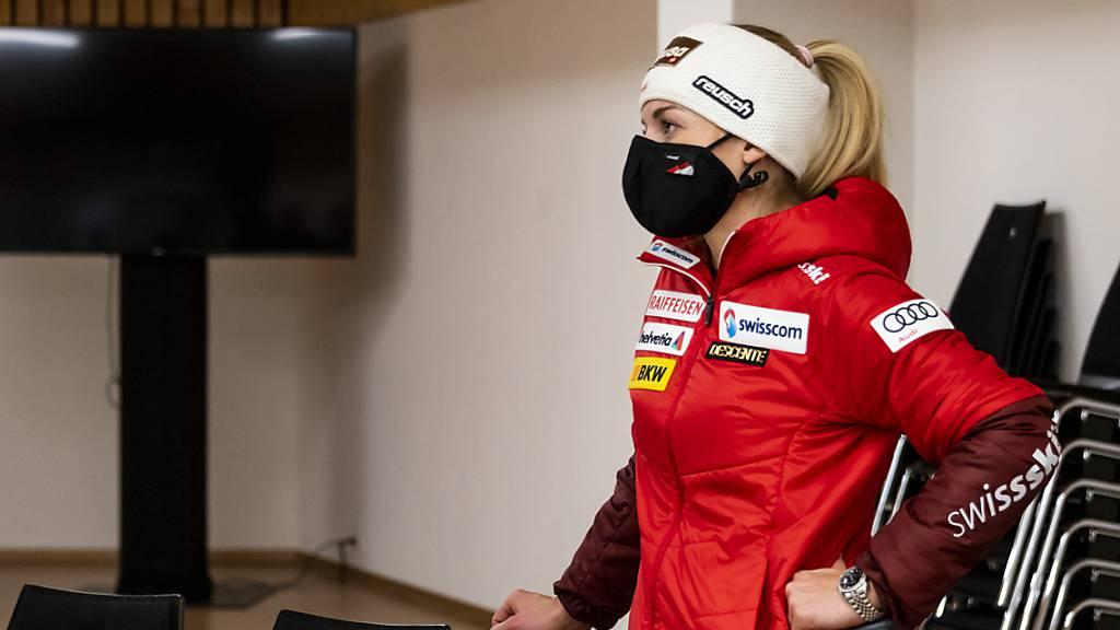 Lara Gut-Behrami gewann in ihrer Karriere 27 Weltcup-Rennen, zuletzt den Super-G in St. Anton