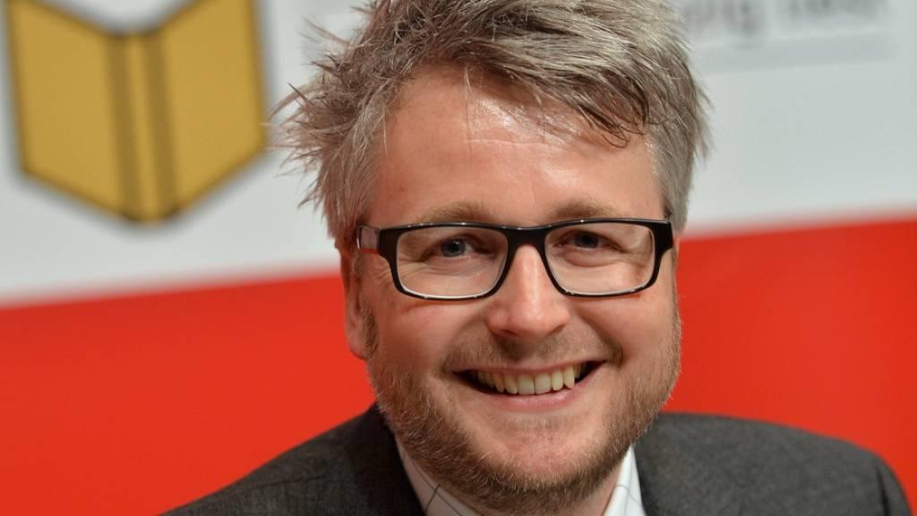 Dani Landolf übernimmt Leitung der Solothurner Literaturtage