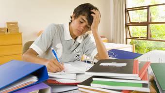 Weniger ist mehr: Zu komplizierte und zu viele Hausaufgaben verbessern nicht unbedingt die Leistung der Schüler.