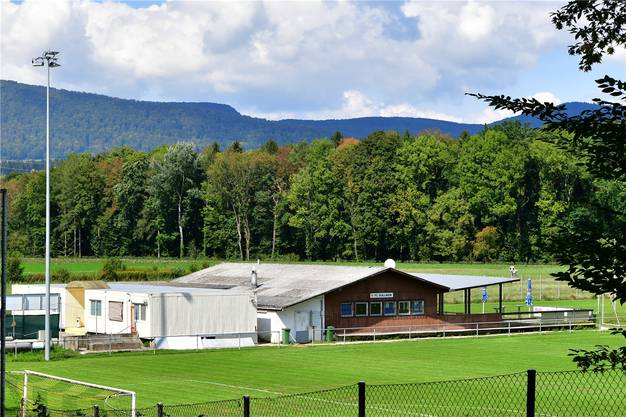 Der FC Dulliken trägt 320000 Franken zum Neubau des Klubhauses auf dem Sportplatz Ey bei.