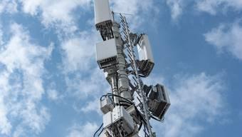 Gegen den Umbau der Mobilfunkanlage auf dem Areal des RBS in Biberist gab es Einsprachen.
