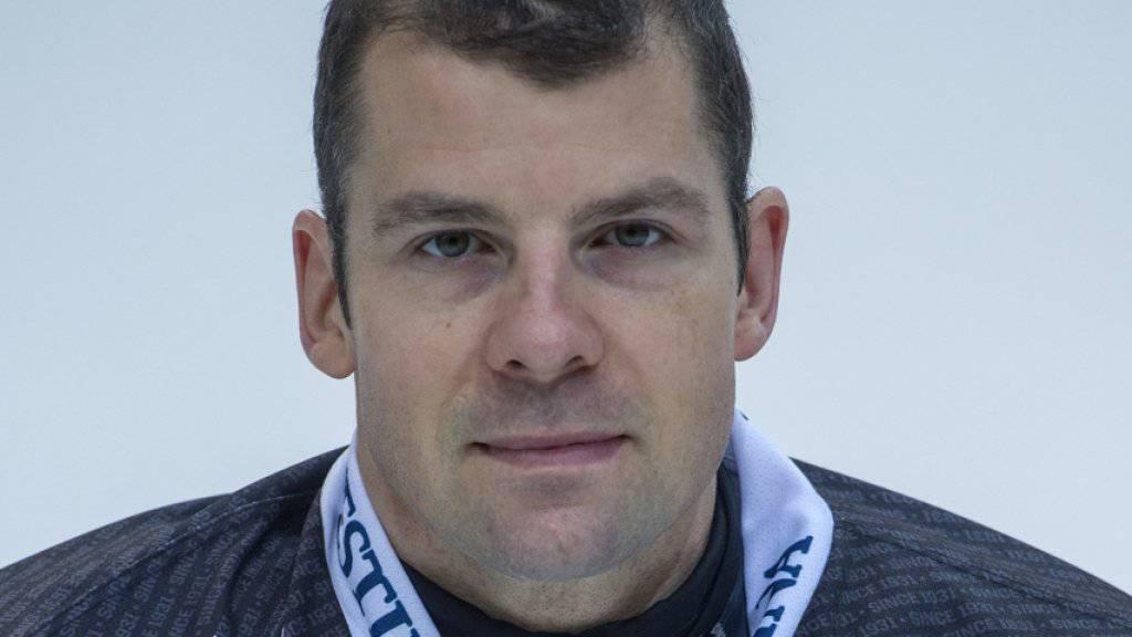 Martin Plüss hat sich zum Thema Rücktritt viele Gedanken gemacht.
