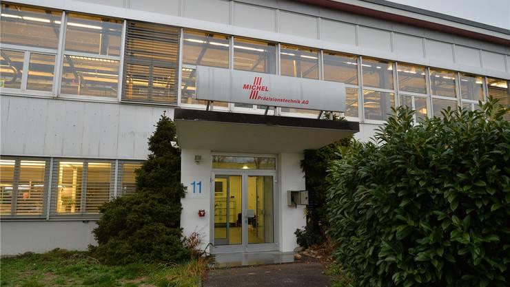 Sitz der Michel AG an der Maienstrasse. (Archiv)