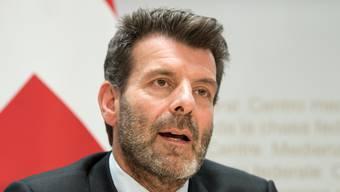 Auf der Abschussliste: Staatssekretär Roberto Balzaretti.
