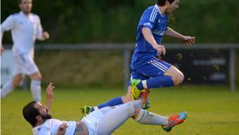 FC Subingen gegen FC Trimbach