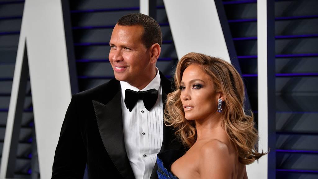 J. Lo feiert Verlobungsparty