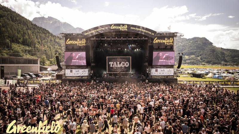 Greenfield: Volbeat, Billy Talent, Nightwish, u.v.m.