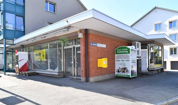 Der Quartierladen Kleinholz in Olten feierte am 2. November 2017 Neueröffnung