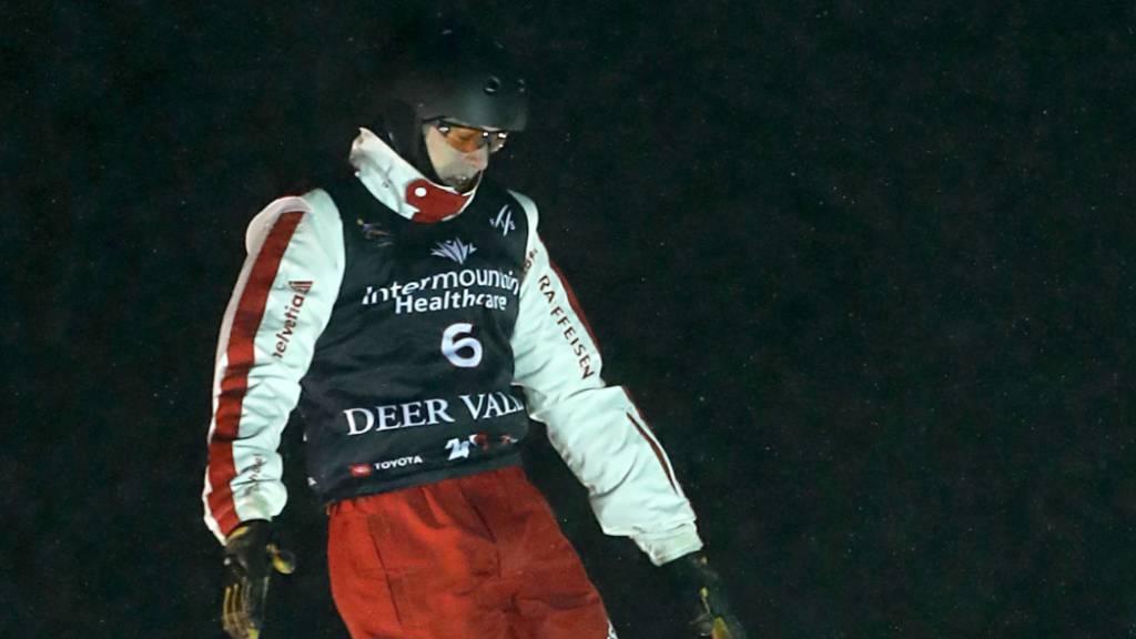 Pirmin Werner steht erstmals auf dem Weltcup-Podest