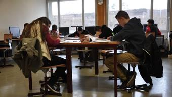 Die Schulhäuser «Luberzen» (im Bild) und «Zentral» suchen eine neue Leitung.