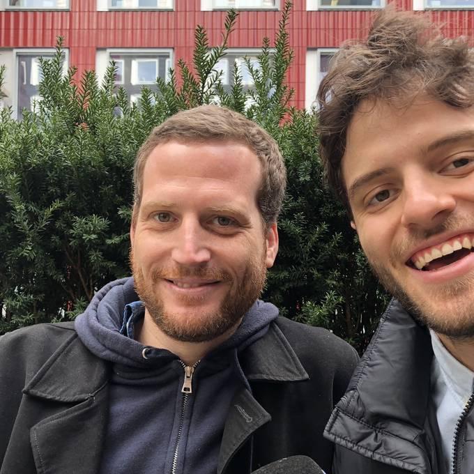 Ufem Bänkli mit Lukas Frohofer von Solidar Suisse